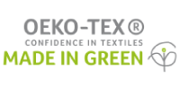 Crestyle | MADE IN GREEN by OEKO-TEX® | Logo transparent