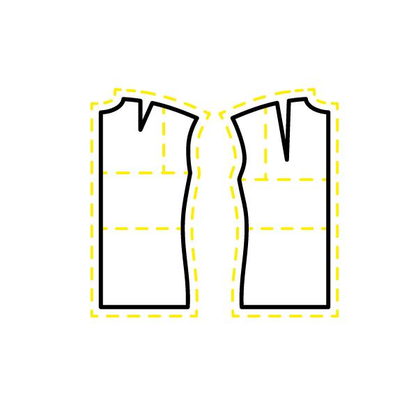 Crestyle | Textilien | Grundschnitte
