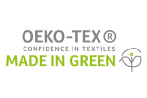 Crestyle | MADE IN GREEN by OEKO-TEX® | Logo