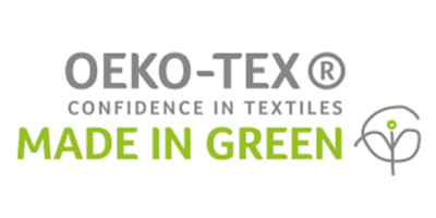 Crestyle | MADE IN GREEN by OEKO-TEX® | Logo schmal