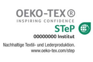 Crestyle | STeP by OEKO-TEX® | Logo